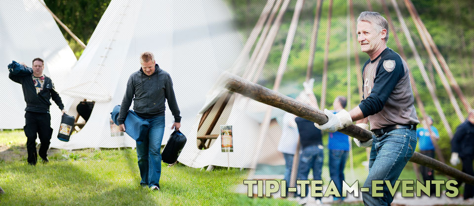 Tipi-Team-Events