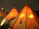 Tipi-Party im Tipicamp Forellenhof [2/8]